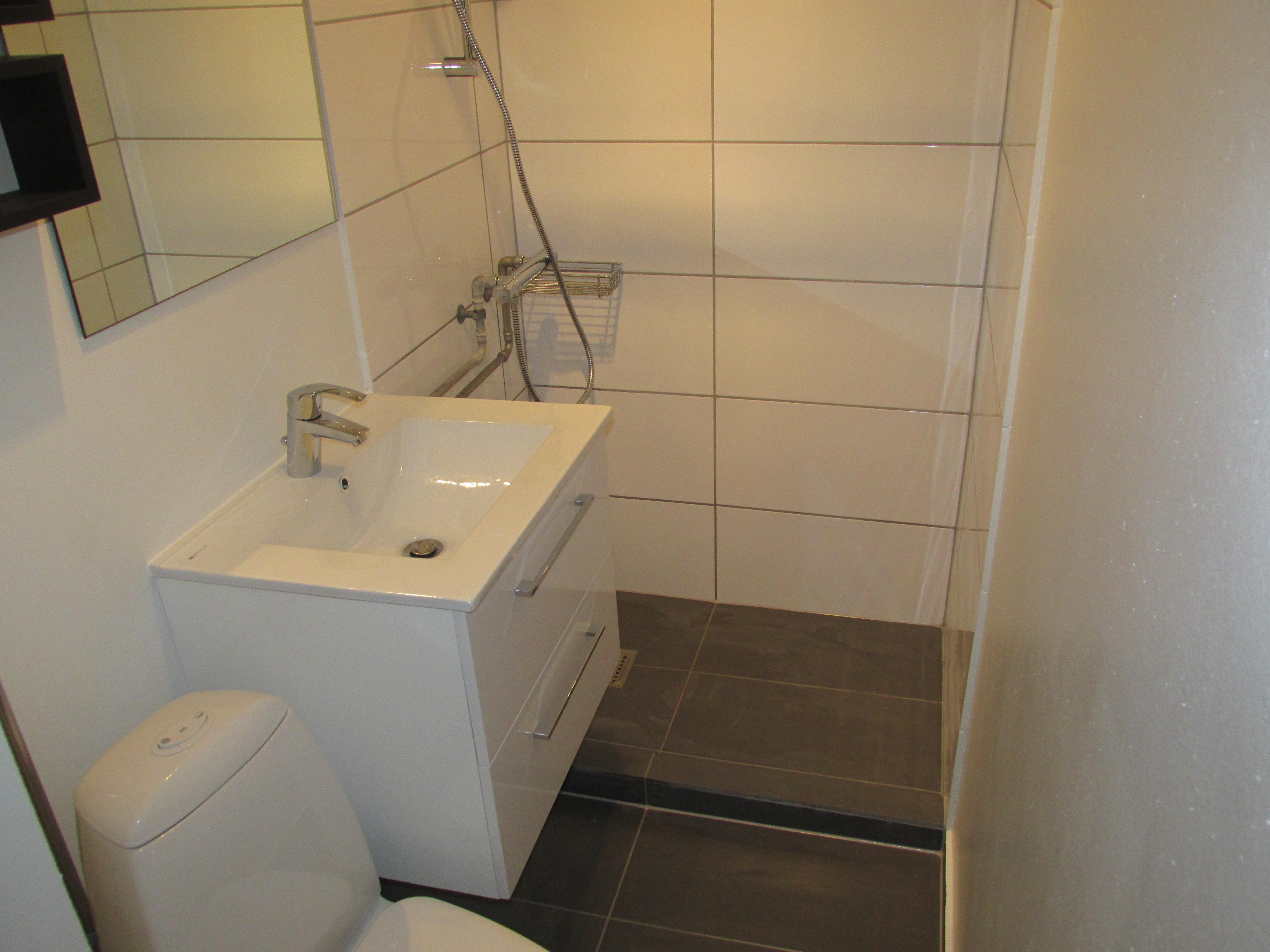 badeværelse renovering Galleri med eksempler på vores murer  og entreprisearbejde badeværelse renovering