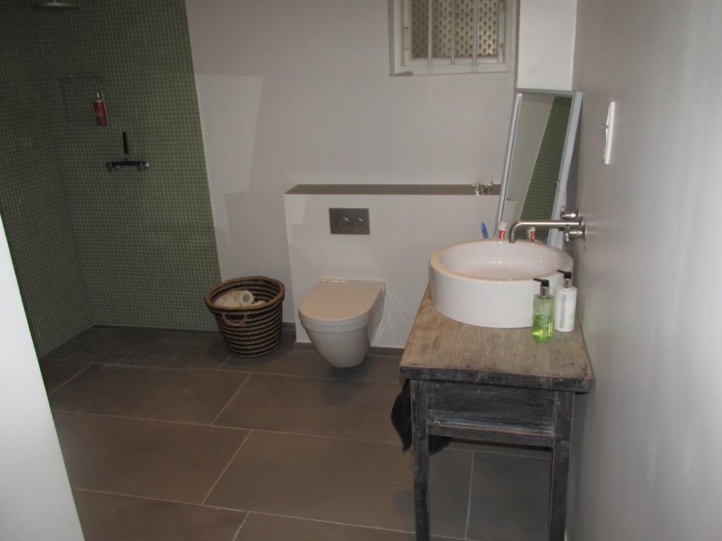 Nyt badeværelse i kælder